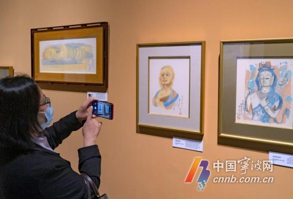 日本平山郁夫丝绸之路文物精品展12.jpg