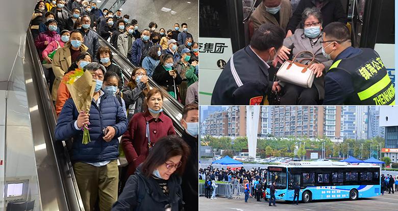 清明扫墓客流高峰日宁波地铁单列运送超千人