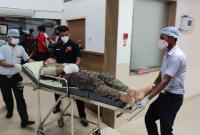 印度安全部队遇袭致22死 现场画面曝光