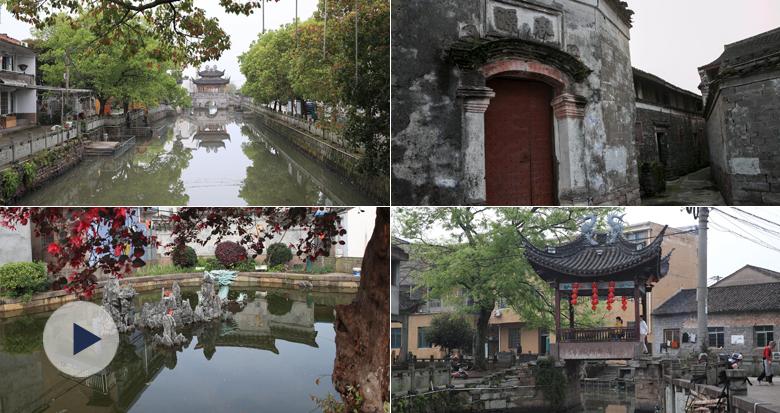 宁波这个历史文化名村出过丞相、尚书 名字也霸气