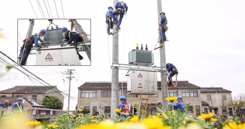 增容布点 确保电网迎峰度夏期间可靠供电