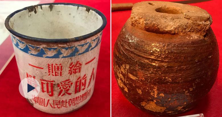 这位新宁波人收藏的老物件 都有一段历史