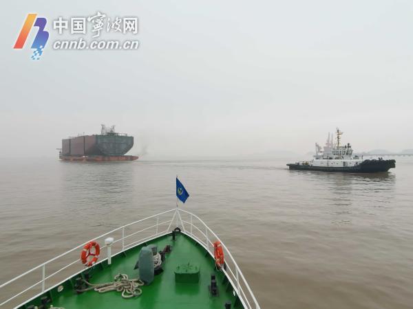 一季度宁波水上货运表现抢眼 内贸和能源增长明显