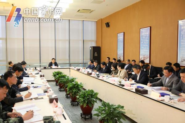 裘东耀:高标准打造世界一流口岸 服务支撑高水平对外开放