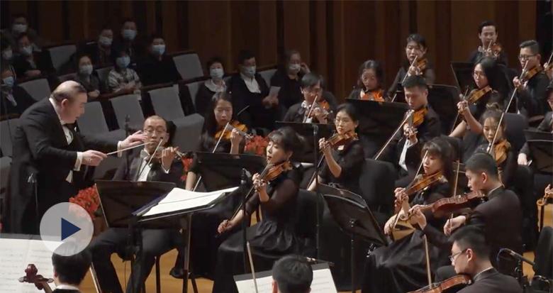 《宁波组曲》首演国家大剧院的全程视频来了