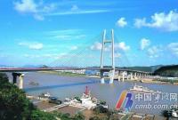 """招宝山大桥北仑侧接线工程动工 2023年年底实现全桥""""落地""""贯通"""