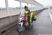 """摩托车上高速""""一路向北""""回山东?糊涂司机被拦截"""