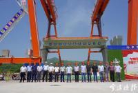 宁波象山湾疏港高速公路建设项目又有新进展