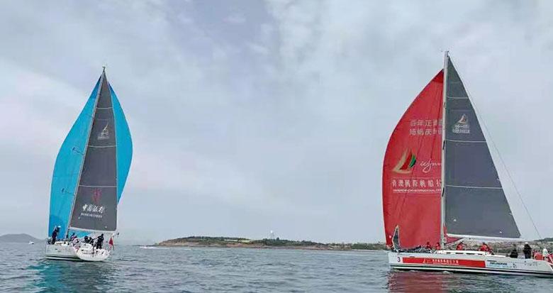 这项国际帆船拉力赛首站将停靠象山亚帆中心