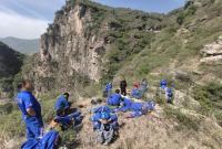 67名上海驴友因暴雨被困 宁海成功组织救援