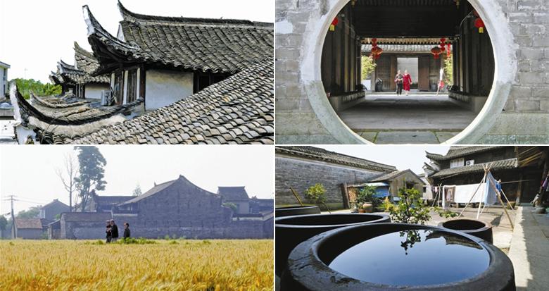 耕读传家新张俞村 这是个有着500多年历史的古村