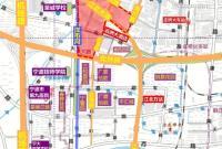 批前公示来了!江北近十年来最大的征收项目将这样规划