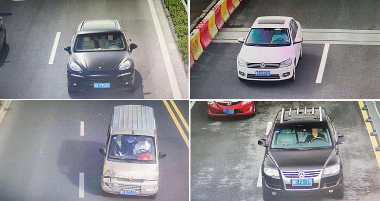 浙B995QB、浙BD23J0……宁波这些车辆未系安全带次数最多