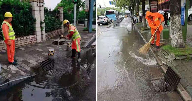连日降雨 宁波市区主要道路、下穿立交、污水泵站运行如何