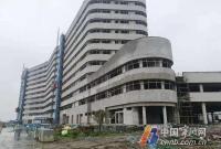直击项目一线 | 市第一医院异地建设项目步入外立面施工阶段