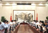裘东耀主持召开市疫情防控专题部署视频会议:抓好常态化疫情防控