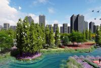 拆迁完成拔钉清零 东部新城生态走廊三期年内可基本建成