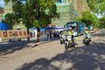 高考首日仍有考生差点迟到 宁波交警紧急护送