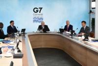G7领导人和拜登就中国问题发生争执 房间互联网一度被中断