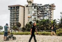 美国一公寓大楼倒塌 至少3人死亡99人失踪
