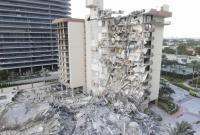 美佛罗里达公寓楼倒塌致98人遇难 救援结束