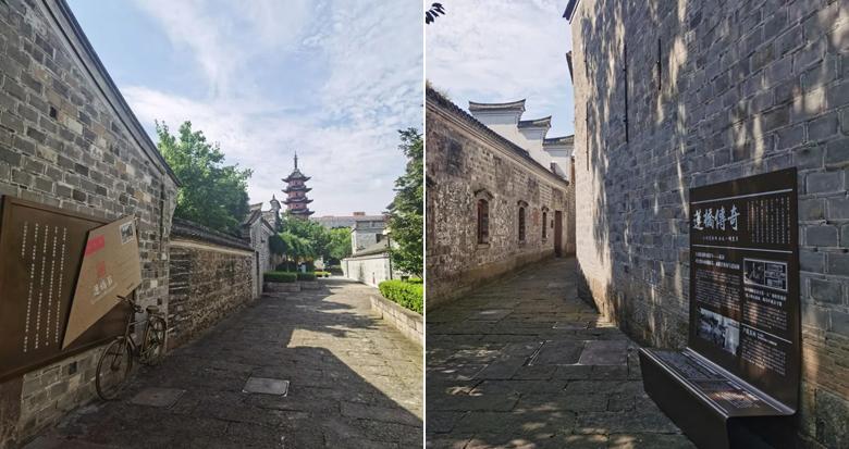 宁波这个与天封塔一路之隔的历史街区完成更新 即将开放
