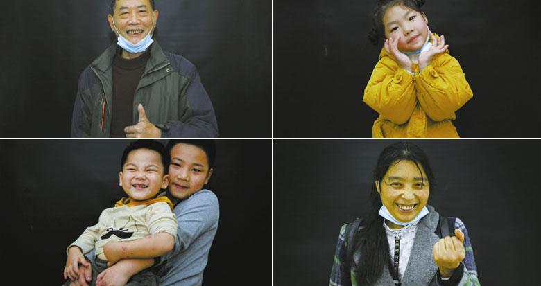 三年间 宁波这位医生用镜头记录下患者的康复和重生