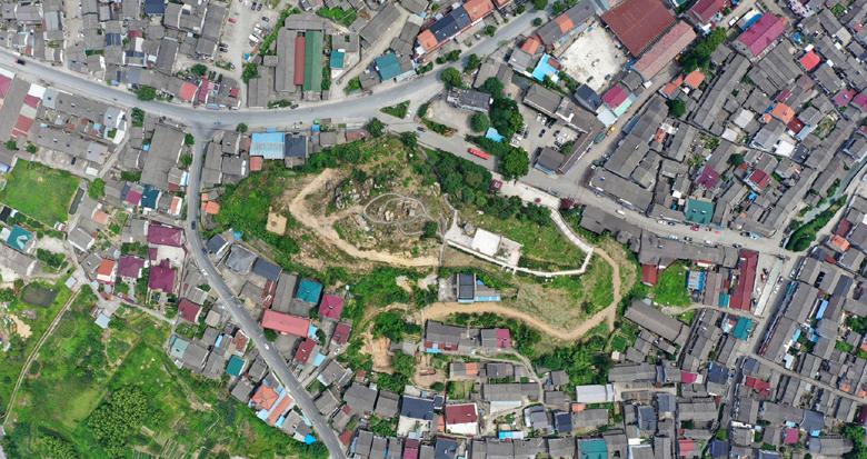 慈溪新发现一处4000多年前的史前遗址
