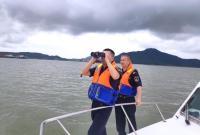 """台风""""烟花""""来袭 宁波沿海水域进入Ⅳ级防台"""
