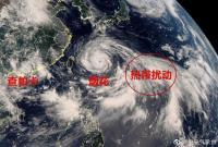 """""""烟花""""已加强为强台风 宁波启动防台风Ⅳ级应急响应"""