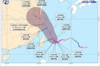 """台风""""烟花""""靠近!宁波防台风应急响应提升至Ⅲ级"""