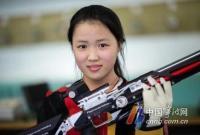 宁波运动员杨倩将冲击东京奥运会首金