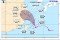 宁波防台风应急响应提升至Ⅱ级