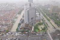 宁波这些道路积水严重 出行请绕道!