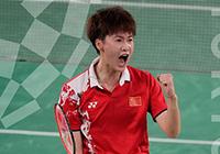 第24金!陈雨菲夺得羽毛球女子单打金牌