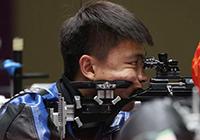 第27金!张常鸿获得射击男子50米步枪三姿金牌