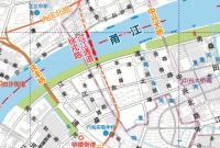 宁波今后五年要启动、谋划的跨江大桥、过江通道 位置明确了
