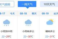 """未来几天宁波雨势渐弱 热烘烘天气将""""卷土重来"""""""