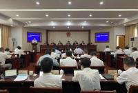 叶枝利任宁波市海曙区人民政府副区长、代理区长
