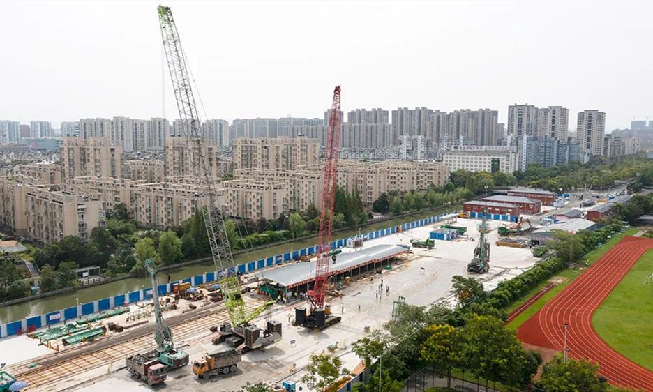 宁波轨道交通8号线一期最新进展!