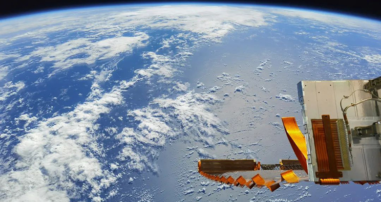 神舟十二号航天员在轨拍摄高清大图震撼来袭