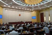 市人大常委会通过一批人事任免事项:张文杰任宁波市副市长