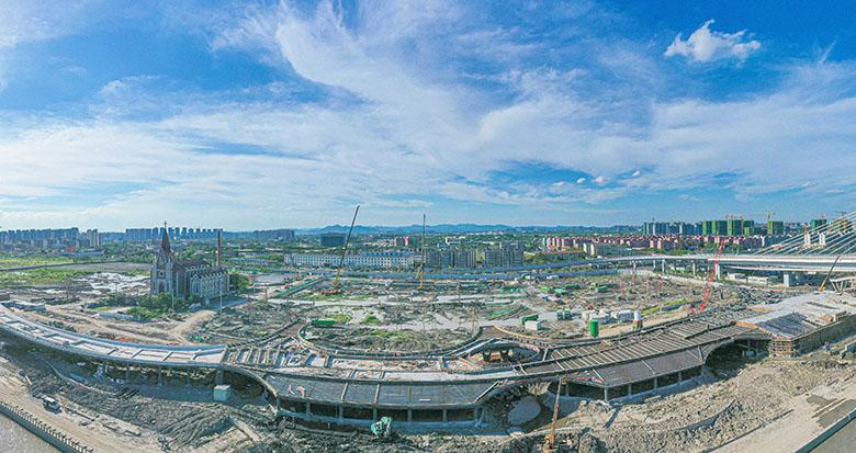 合龙!宁波人家门口的世界级滨江水岸越来越近了