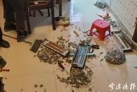 """海曙、鄞州网络信号多次中断的原因找到了!这名""""通讯大盗""""落网"""