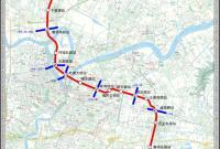宁波轨道交通7号线、8号线一期工程规划选址公示