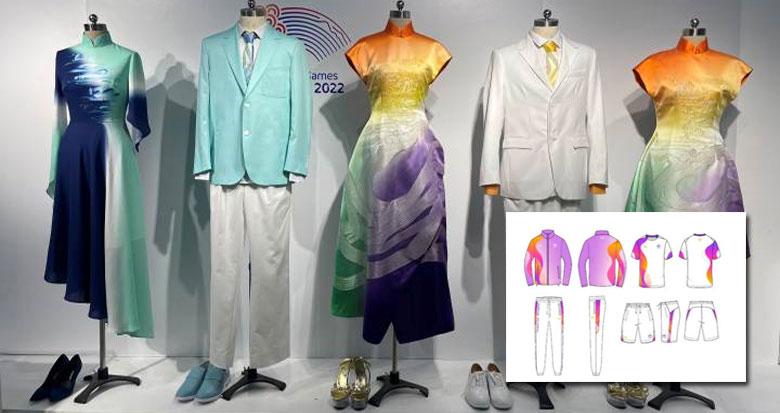 杭州亚运会礼仪服装、官方体育服饰正式发布