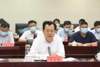 宁波部署疫情防控重点工作 裘东耀:紧起来严起来细起来实起来