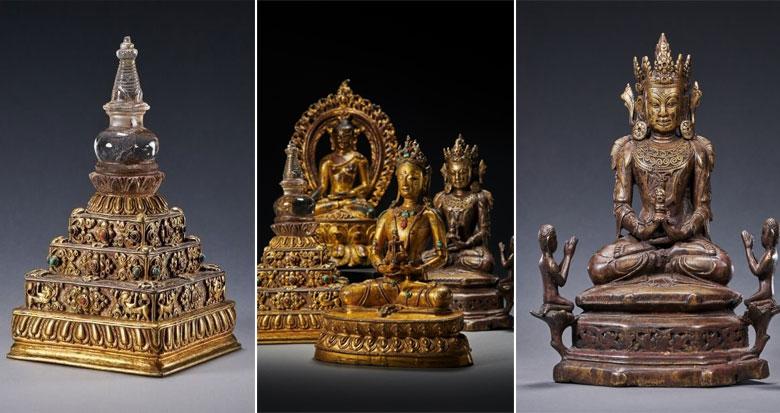 国家文物局成功从美国追索12件文物艺术品