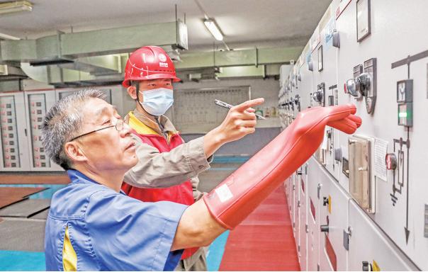 应急演练提升保电能力